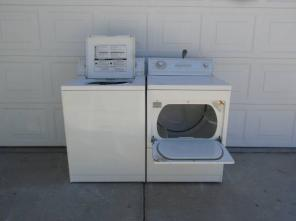 WASHER MACHINE AND ELECTRIC DRYER WHIRLPOOL
